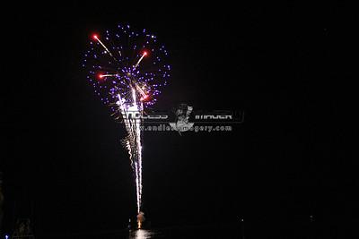 2011 World Sailfish Championship - Day 3 Evening Fireworks