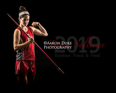 Outdoor Track Portraits