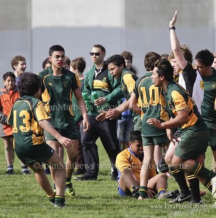 jm20120825 Rugby - U14 Final - Rongotai v Mana _MG_0370 b WM