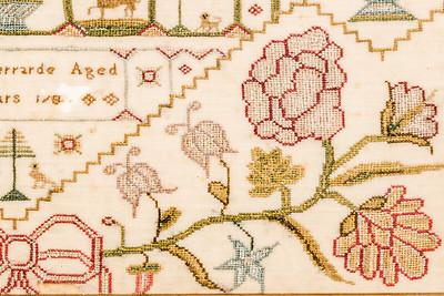 191111 Antique Cross Stitch Collection