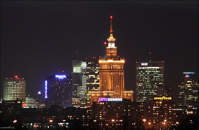 Warsaw, Poland-NOT MINE