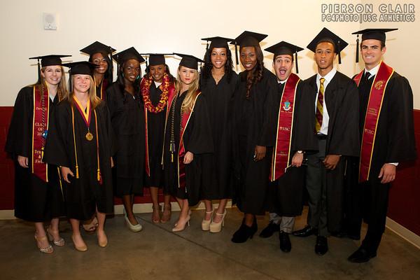 Graduation 2014 - Lineup & Ceremony