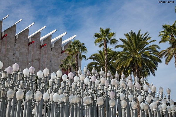LACMA and La Brea Tarpits
