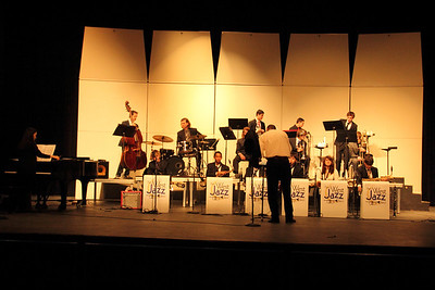 Jazz Band Concert - 5 Mar 2013