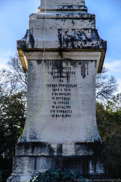 Napoleonic War Memorial
