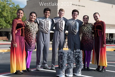 20171014 Westlake Marching Contest