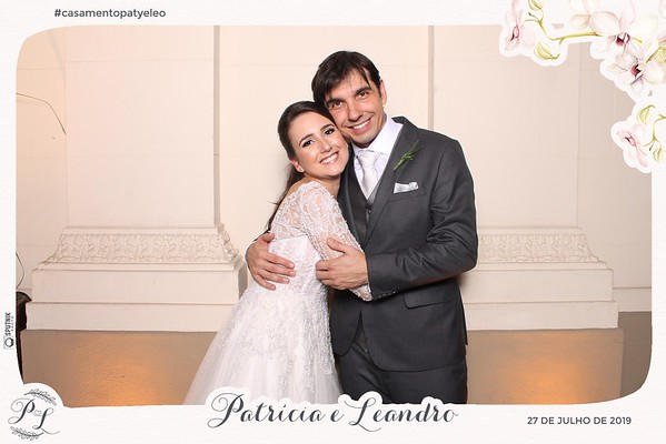 Patrícia e Leandro