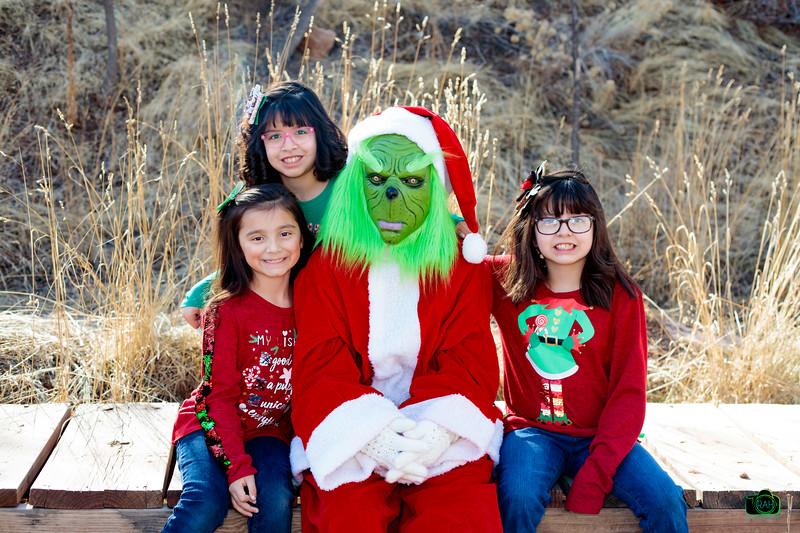 AJ Family Grinch Pix