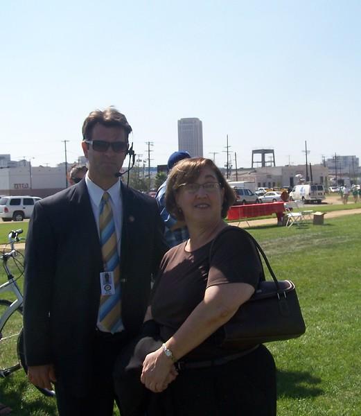 Sara Feldman & Sean Woods