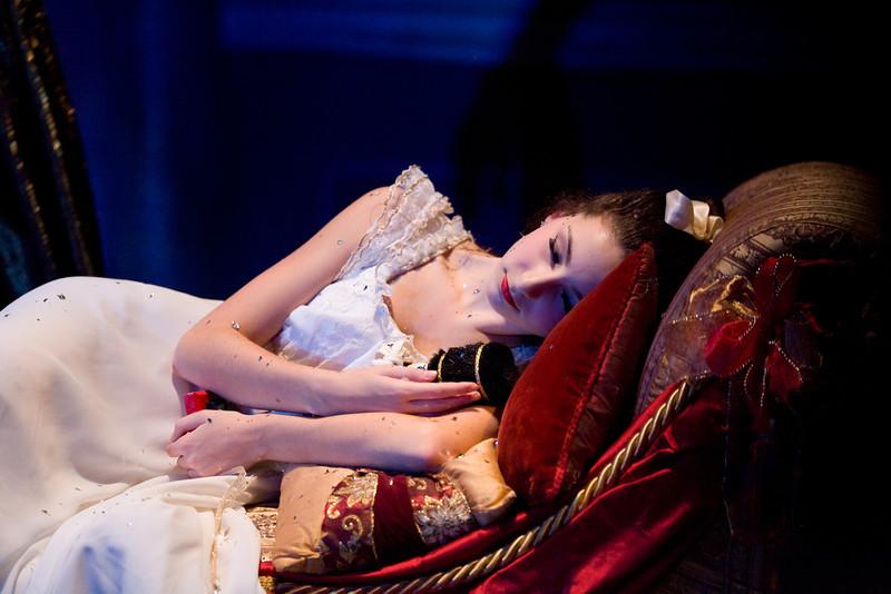 "Northwest Dance Theatre's production of ""A Nutcracker Tea.""  ©2011, James McGrew"