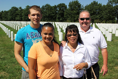 Arlington National Cemetery, Virginia (7-25-2012)