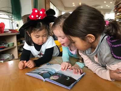Book Week at NIS