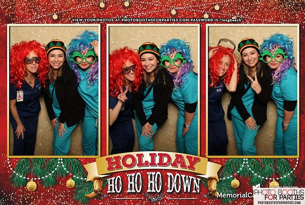 Memorial Care Holiday Party 2018