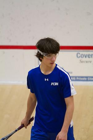 FCDS: Squash practice