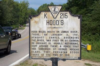 Hood's Marker *