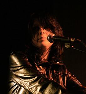 Christine Smith with Jesse Malin • Bar Academy • London • 25th Jan 2007