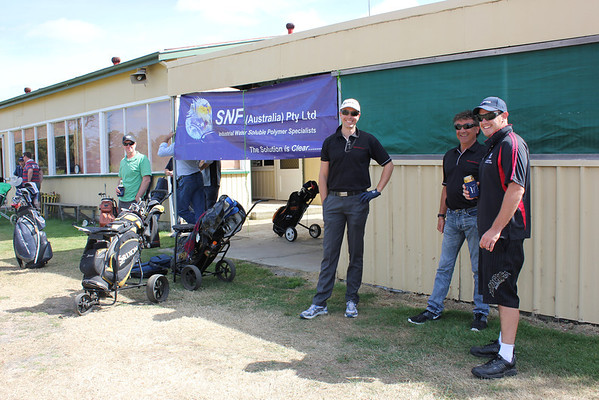 2013 Tasmanian Charity Golf Day