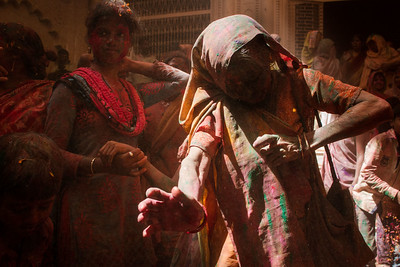 Holi for Widows