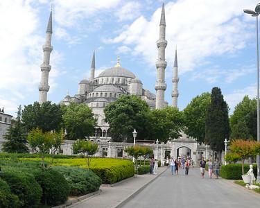 Istanbul, June 2009