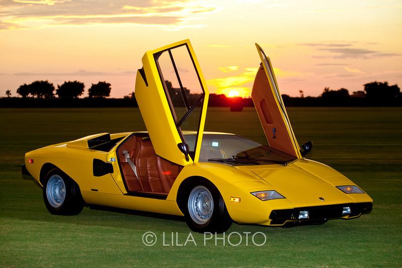 O'Brien Lamborghini Shoot