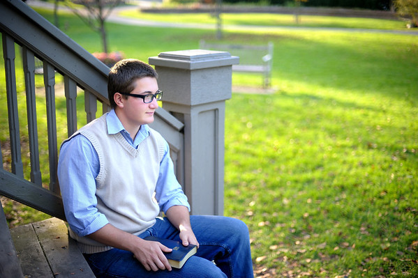 Chad's Senior Pictures