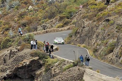 32 Rally de Canarias  -  Shakedown
