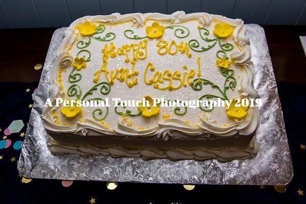 Aunt Cassie's Birthday