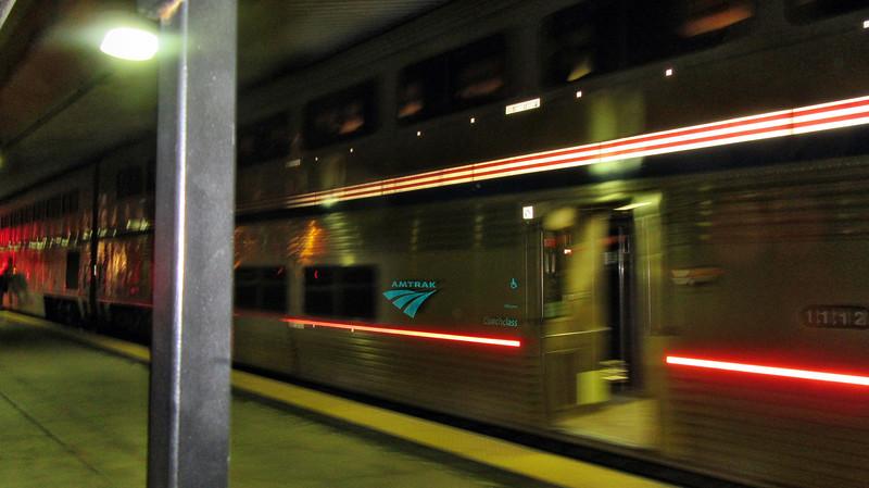 Amtrak's Coast Starlight