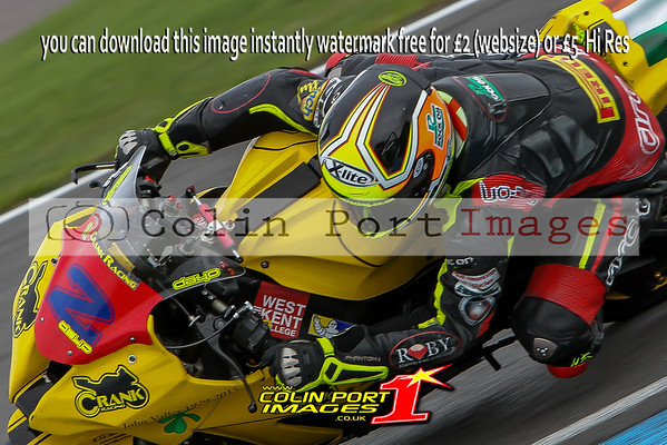 JOSH DAY CRANK RACING DONINGTON THUNDERSPORT SEPT 2016