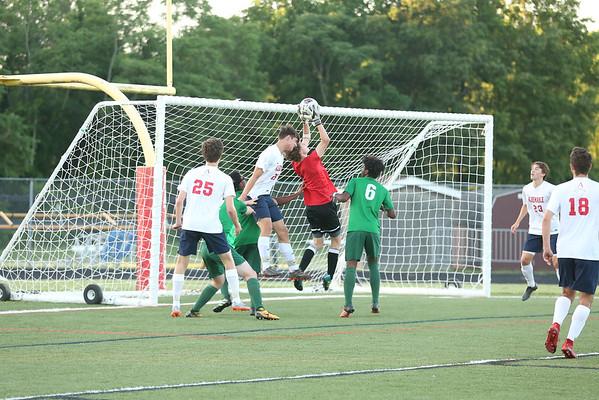 Albemarle boys soccer state quarterfinals 2018