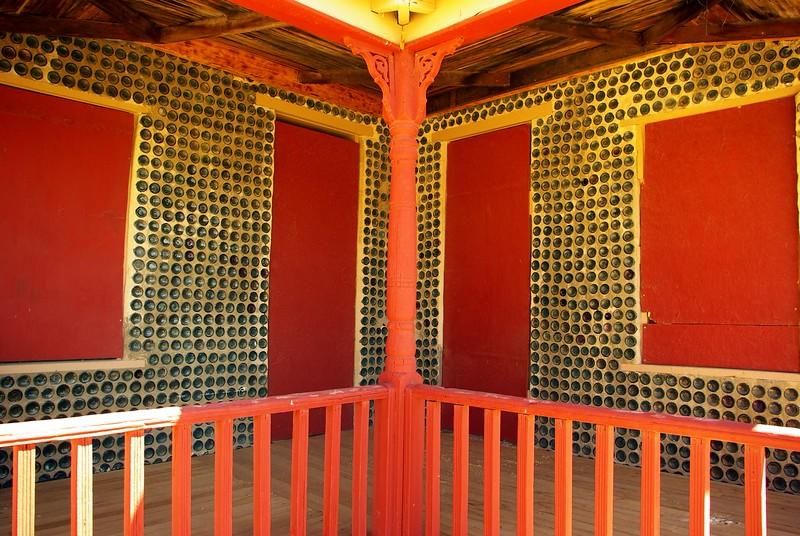 Bottle house, Ryolite, Nevada