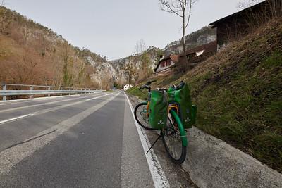 Bike trips 2018