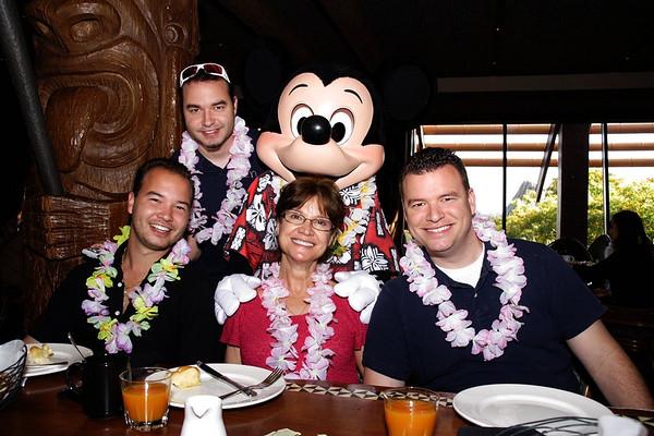 Disney May 2009