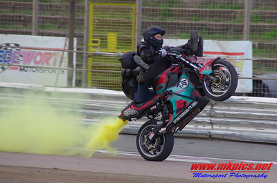 Stunted Reality Motorbike Stunt team