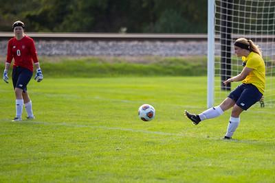 Women's Soccer vs Marian 2019
