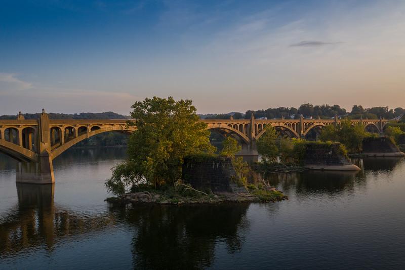 Wright's Ferry Bridge