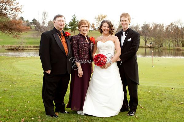 Family Photos - Sara and Mark