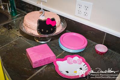 2015 01 24 Katelyn Weaver's 2nd Birthday Party