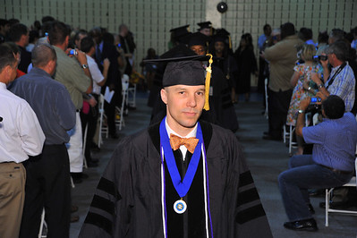 2011 COPHS Hooding Ceremonies and Commencement