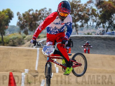 5-5-18 Chula Vista BMX (track and dirt park) Practice - Cinco de Mayo