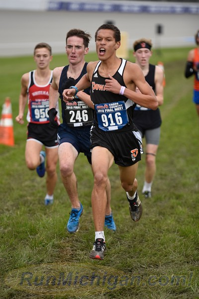 D2 Featured Gallery (v) - 2018 MHSAA LP XC Finals