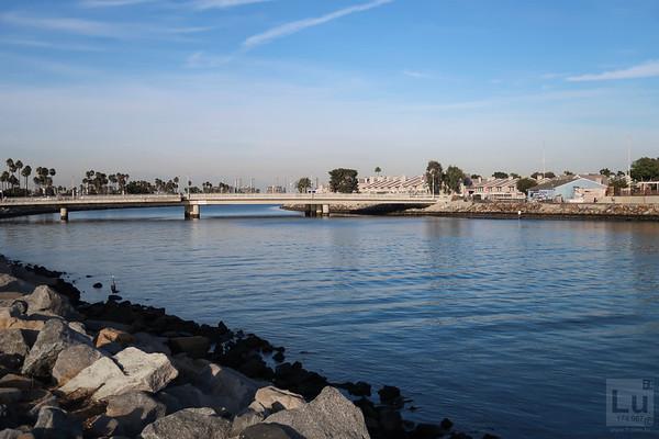 Biking - San Gabriel River