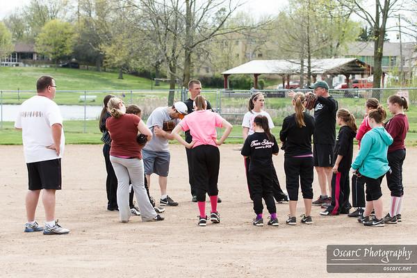 Rolla Baseball Practice