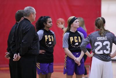 PCA Varsity Hoops vs. Lutheran NW 1/22/19