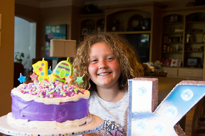 2019-10-03 Kelsey's 10th Birthday