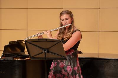 West Chester Senior Flute Recital