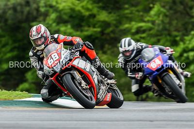 Road Atlanta Moto America Superbike/Superstock1000 2nd Race