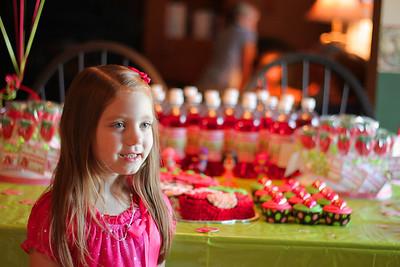 Jenna's fifth birthday