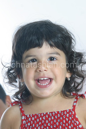 Massi Children Portraits - September 5, 2004