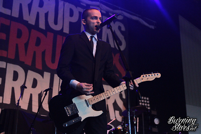 The Interrupters @ the OC Fair & Event Center (Costa Mesa, CA); 03/17/18